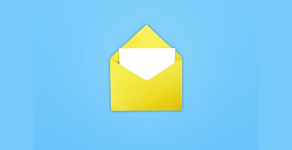 Wirkungsvolle Newsletter Versenden