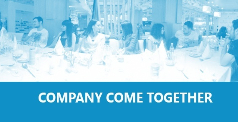 company-come-together
