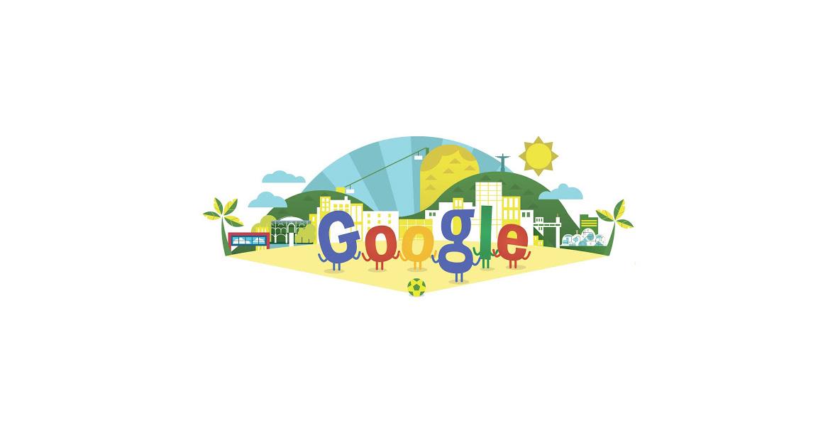 Google Feiert Mit WM 2014