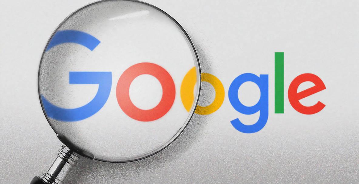 Google such Algorithmus 2015