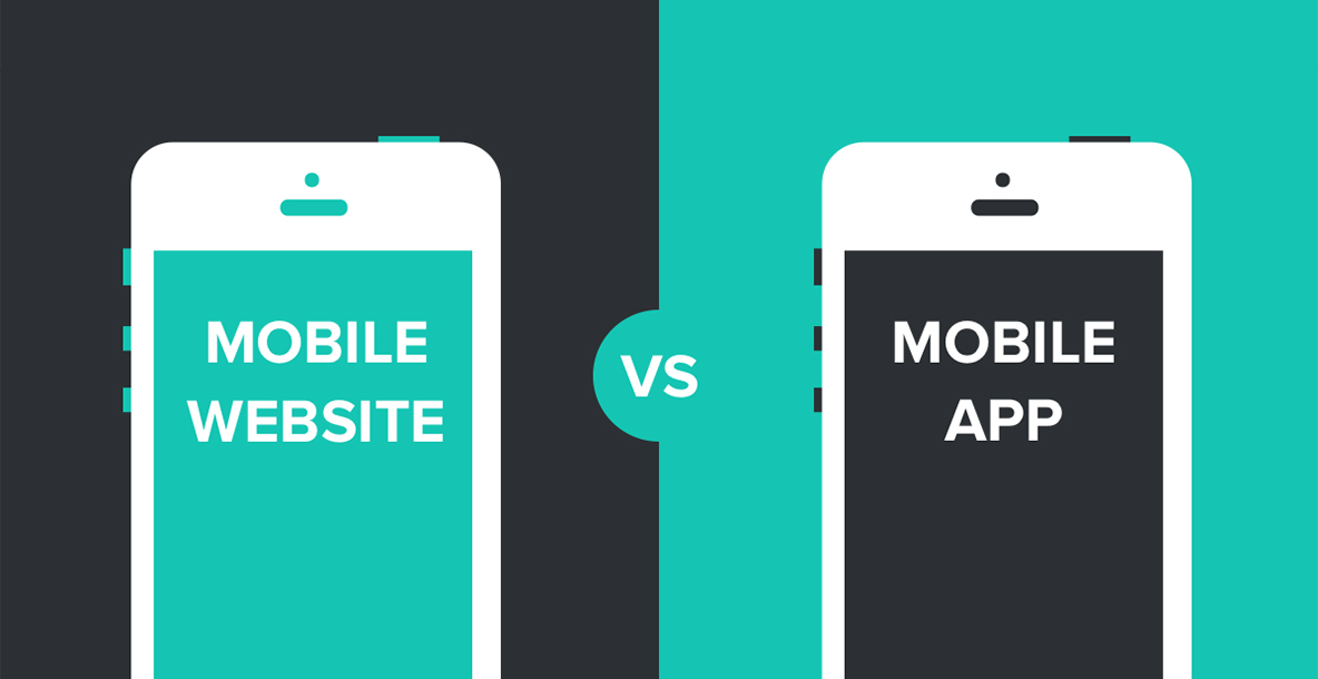 Mobile Webseiten vs Apps