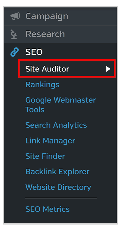 Site-auditor