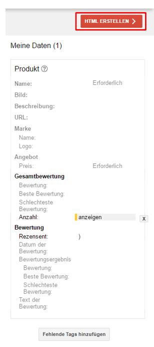 html-erstellung