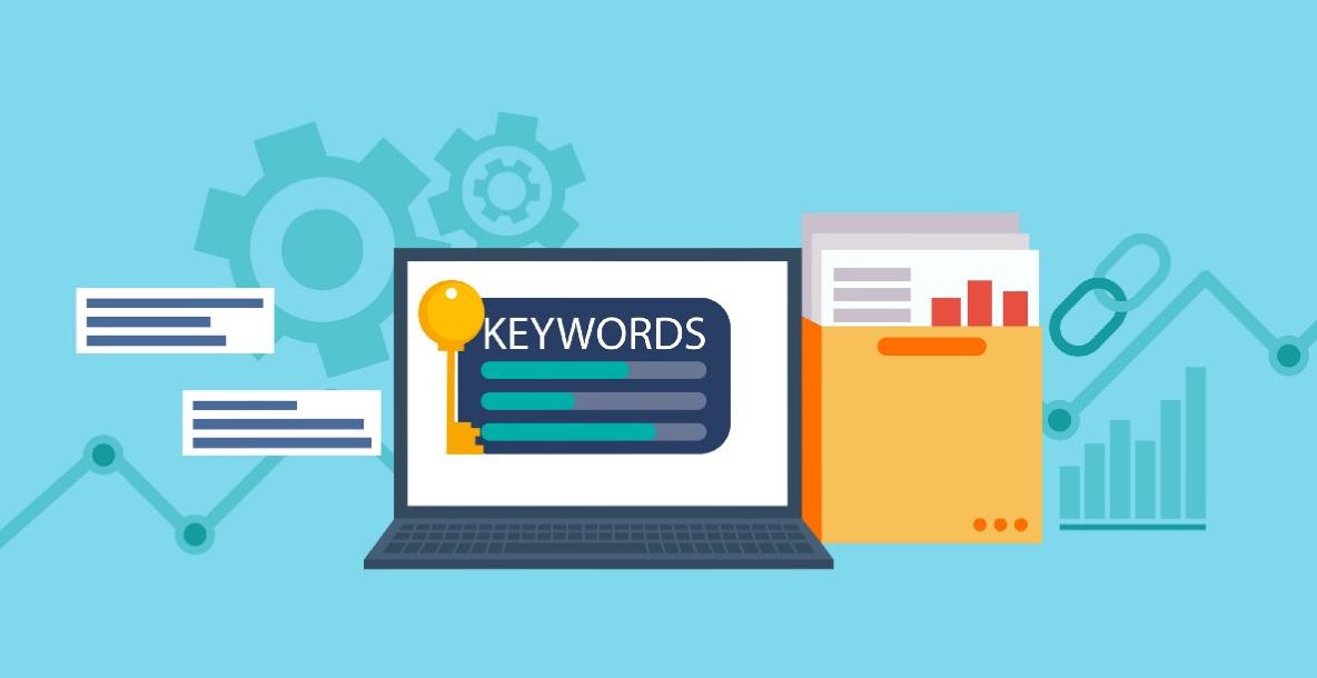 Keyword Liste für Suchmaschinen
