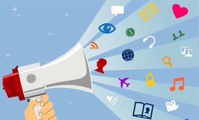 Social Media Kampagne