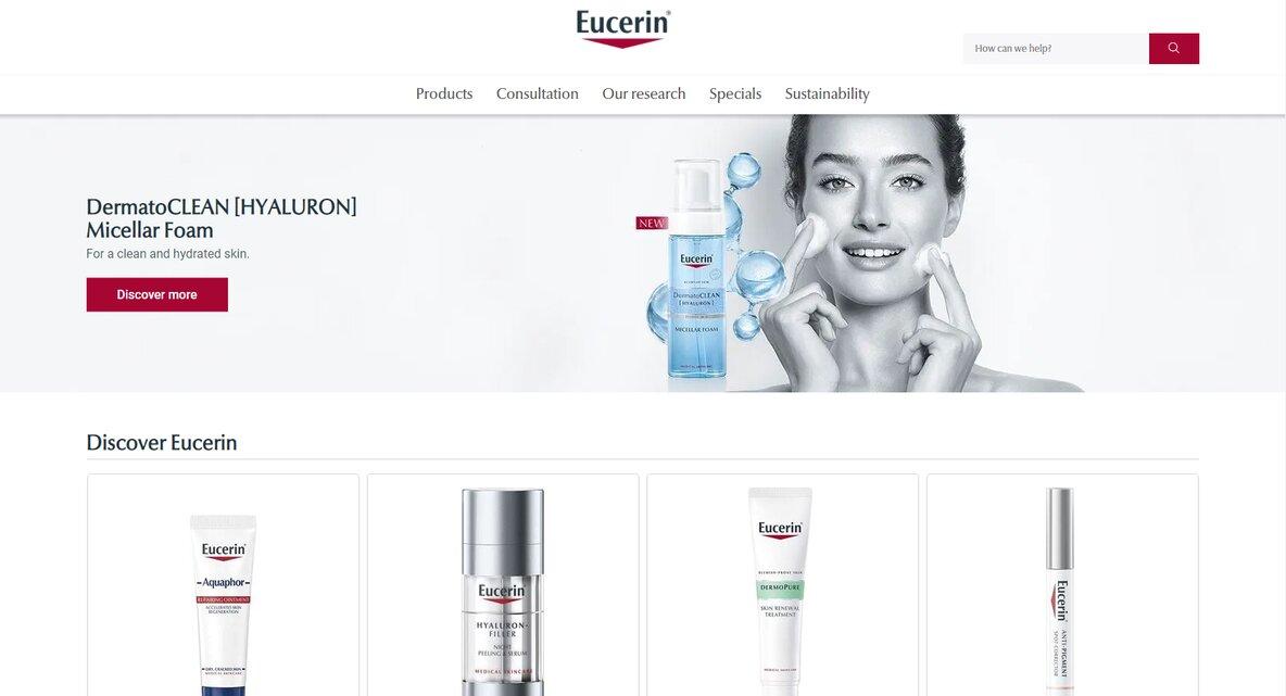 Case Study Eucerin