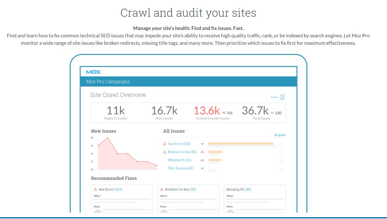 Site Crawl